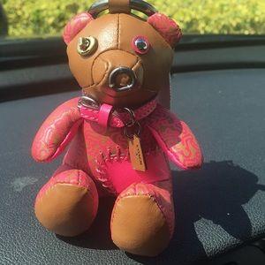 Coach x Keith Haring Limited Edition Bear Keychain